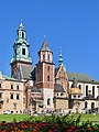 Wawel Cathedral, Kraków, Poland, Sept 2019, 08.jpg