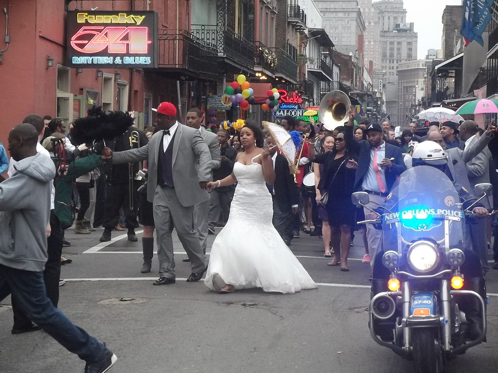 French Quarter Wedding Chapel