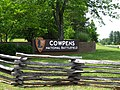 Welcome to Cowpens National Battlefield, South Carolina (5811059944).jpg