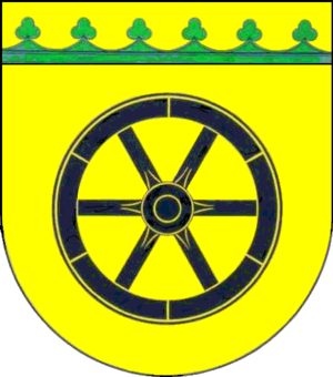 Wentorf bei Hamburg - Image: Wentorf (bei Hmbg.) Wappen