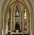 Werl, Holtum, Kirche, Chorraum.JPG