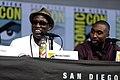 Wesley Snipes & Demetrius Shipp Jr. (43729487792).jpg