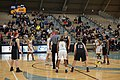 West Texas A&M vs. Texas A&M–Commerce women's basketball 2017 05.jpg