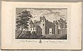 West Wickham Court in the County of Kent, from Edward Hasted's, The History and Topographical Survey of the County of Kent, vols. 1-3 MET DP-12696-043.jpg