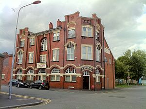 Pillgwenlly - The West of England Tavern in the shadow of Newport Transporter Bridge