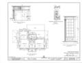 Westover, Old Eaton Road, Milledgeville, Baldwin County, GA HABS GA,5-MILG.V,1- (sheet 2 of 5).png
