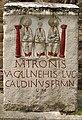 Weyer (Mechernich) - Weihestein des Caldinius Firminius.jpg