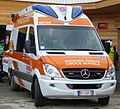 White Cross Ambulance.JPG