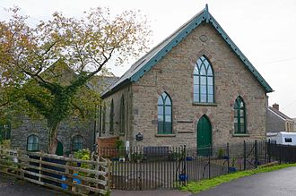 Whitecroft - The former Whitecroft Methodist Chapel