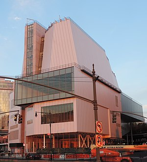 2015 in architecture - Whitney Museum, New York