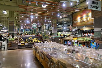 Whole Foods Market - Whole Foods Market in Vancouver, Canada