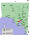 Whyalla location map in South Australia.PNG