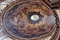 Wien - Peterskirche 1701-22 - View Up into the oval Dome (1st in Baroque Vienna) - Frescos 1713 by Johann Michael Rottmayr I.jpg