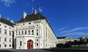 Wien Hofburg Leopoldinischer Trakt mod 2006-09-04