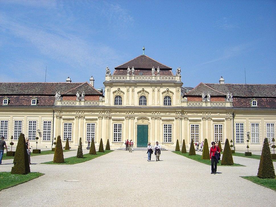 Wien Schloss Belvedere DSC02997