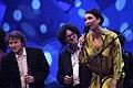 Wiener Festwochen 2013 Eröffnung 40 Ursula Strauss Die Strottern.jpg