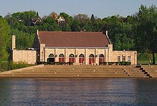 Harriet Island Pavilion United States historic place