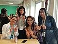 Wiki Women's lunch during Wikimania 2019 (5).jpg