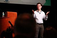 Wikimania 2015 - Joe Sutherland 06.jpg