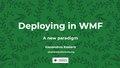 Wikimania 2019 - Deployment Pipeline.pdf