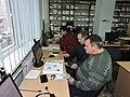 Wikimarathon 2019 in Kharkiv by Kharkivian 2019-01-27 04.jpg