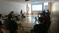 Wikimedia Hackathon 2017 IMG 4280 (34371113120).jpg