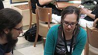 Wikimedia Hackathon 2017 IMG 4770 (33966285814).jpg