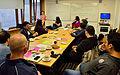 Wikipedia Educational Programa - Edimburgo 2014 - Working.jpg