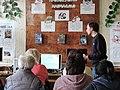 Wikiworkshop in Vovchansk 2018-11-03 by Наталія Ластовець 24.jpg