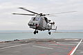 Wildcat Helicopter Trials Onboard RFA Argus MOD 45153723.jpg