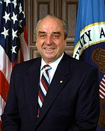 William B. Black, deputy director of the NSA, official portrait.jpg