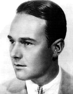 William Haines - in a 1928 studio publicity shot
