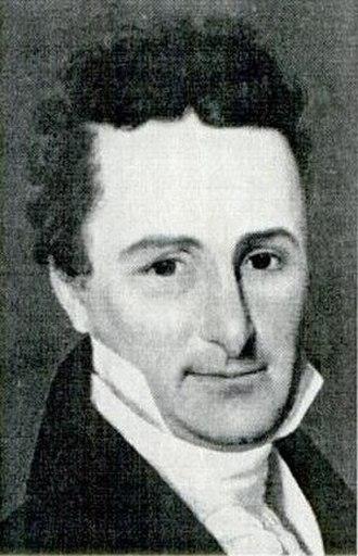 William McWillie - Governor William McWillie of Mississippi.