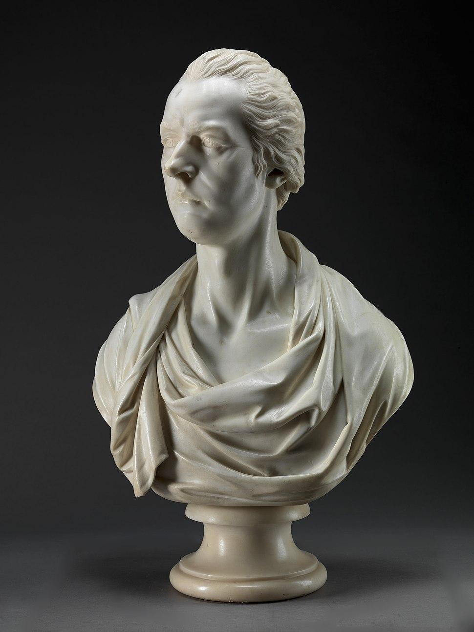 William Pitt by Joseph Nollekens 1807