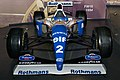 Williams FW16 front 2017 Williams Conference Centre.jpg