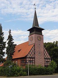 Willmersdorf-Dorfkirche