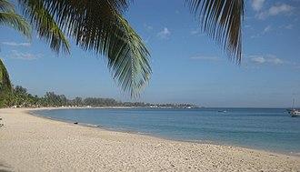 Pemba, Mozambique - Image: Wimbe Beach 2 (4871485865)
