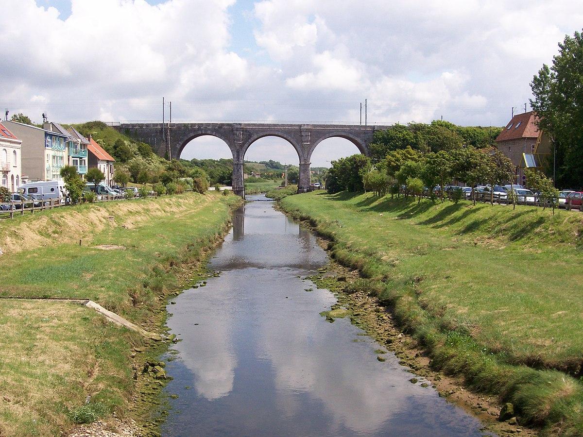 Wimereux fleuve wikip dia - Bassin recreatif ancienne lorette calais ...