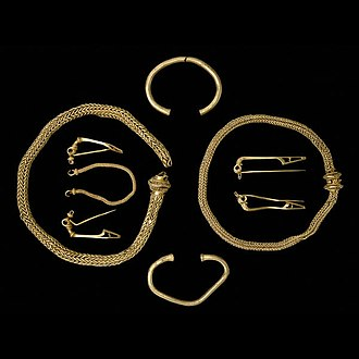 English art - Image: Winchester Hoard items