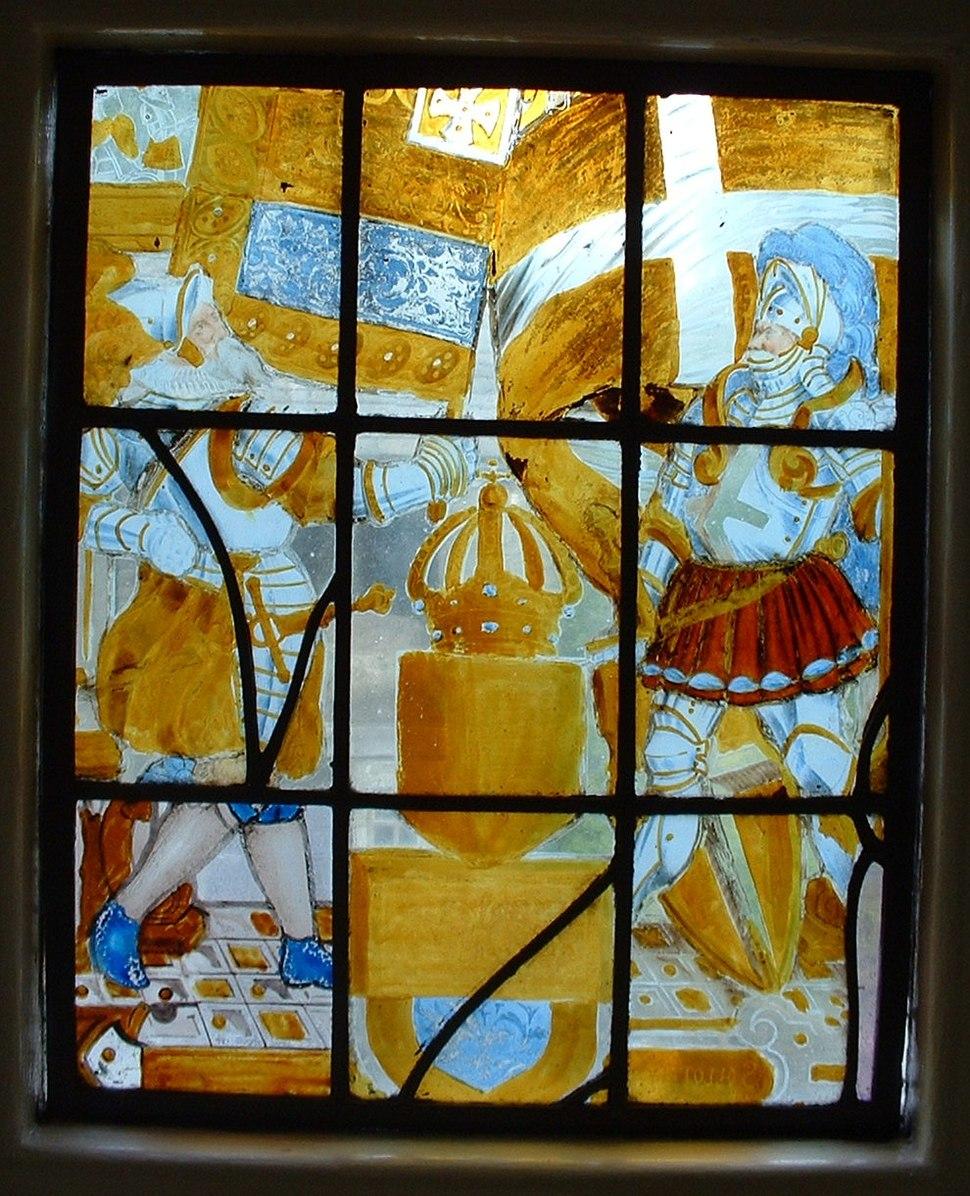 Window from Hollingworth Hall