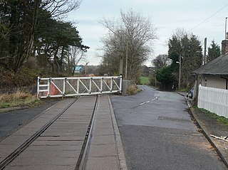 Witton-le-Wear railway station