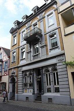 Oberstraße in Bacharach