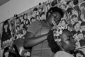 Hair roller - Hair rollers in Tanzania