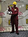 WonderCon 2011 Masquerade - Joel Robinson and Tom Servo (5594665224).jpg