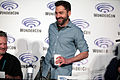 WonderCon 2016 - Houdini and Doyle panel - Michael Weston (25498165204).jpg