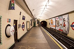 WoodGreen - North end of the westbound platform after (1) (4571342650).jpg