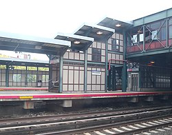 City Line Avenue >> Woodside station (LIRR) - Wikipedia
