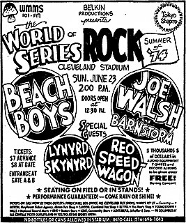 World Series of Rock