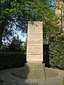 World War II Memorial, Beaufort, Luxembourg.jpg