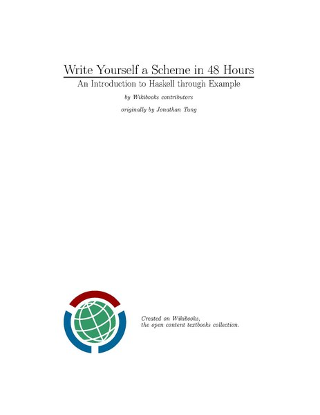 File:Write Yourself a Scheme in 48 Hours.pdf